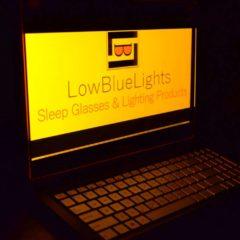מגן מסך מאור כחול