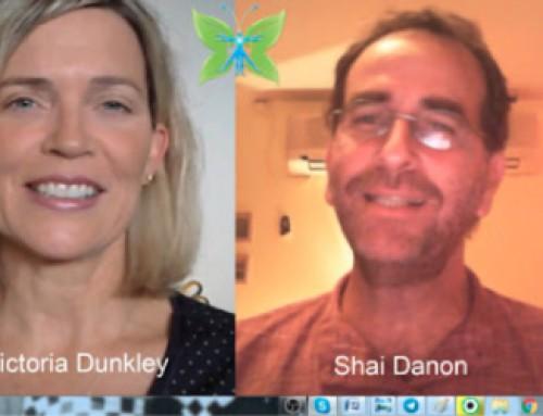 """ראיון על התמכרות למסכים עם ד""""ר ויקטוריה דאנקלי"""