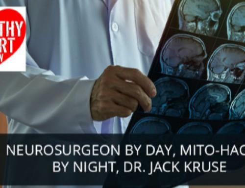 מנתח מוח ביום – ביו האקר בלילה