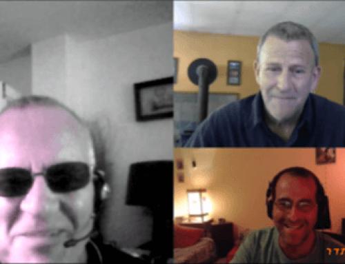 מקונספירציה למציאות: עם דין הנדרסון ומארק סטיל