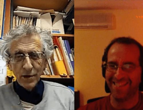 מיני עידן קרח בקרוב – ראיון עם מדען אקלים
