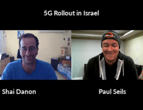 דור 5 בישראל עם פול סילס ושי דנון